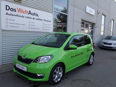 second-hand Skoda Citigo Style 1.0 MPI