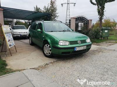second-hand VW Golf IV ALH