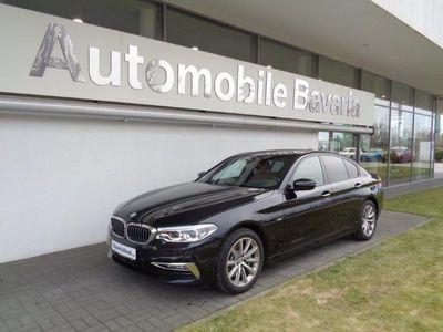 second-hand BMW 530 i xDrive Luxury Line