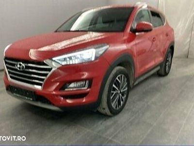 second-hand Hyundai Tucson 1.6