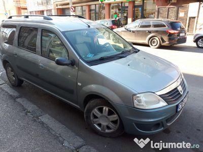 second-hand Dacia Logan MCV 1,6 cu gpl, an 2010