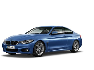 second-hand BMW 420 i Coupe M Sport Edition