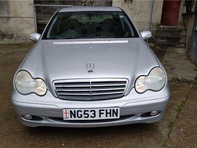 brugt Mercedes C220 diesel