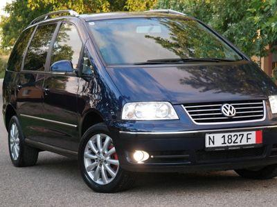 second-hand VW Sharan 1.9 TDI Business Line, 6 viteze