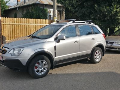 second-hand Opel Antara 4x4 2007