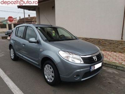 second-hand Dacia Sandero Laureate