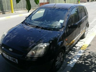 second-hand Ford Fiesta 2008