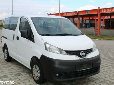 second-hand Nissan NV200 1.5