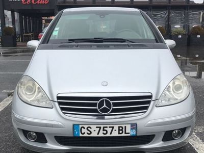 used Mercedes A180