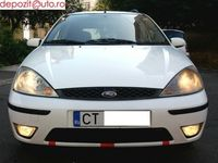 second-hand Ford Focus 2003
