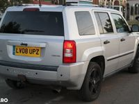 second-hand Jeep Patriot 4x4 limited - an 2008, 2.0 crd