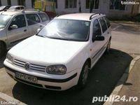 second-hand VW Golf IV 2001