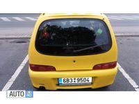 second-hand Fiat Seicento 1.2