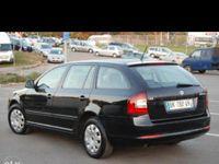 second-hand Skoda Octavia 2 facelift