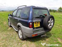used Land Rover Freelander td4 2.0 diesel automat 2002