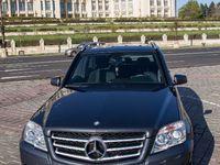 second-hand Mercedes GLK200 cdi blue.efficiency