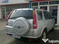 second-hand Honda CR-V