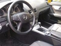 second-hand Mercedes C180