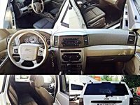 second-hand Jeep Grand Cherokee / alb /impecabil /4/4 anvelope noi iarna