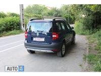 second-hand Skoda Yeti diesel