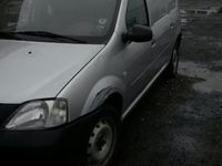 second-hand Dacia Logan van masina functioneaza bine km 130000reali