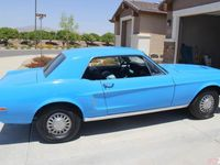 second-hand Ford Mustang 1968 auto epoca