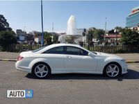 second-hand Mercedes CL500 AMG 2007