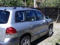 second-hand Hyundai Santa Fe ,
