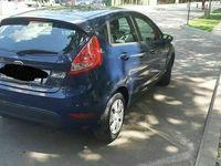second-hand Ford Fiesta 1.4 diesel 2012