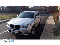 second-hand BMW X3 4x4