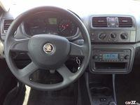 second-hand Skoda Fabia 1,2 HTP model 2014 !!doar 24.300 km.!!