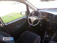 second-hand Opel Zafira 1.6 ECOtec