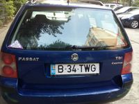 second-hand VW Passat 4x4 stare impecabila