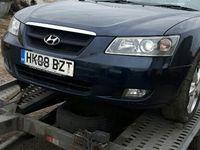 second-hand Hyundai Sonata 2007