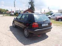 second-hand VW Golf III - inmatriculat - taxa 0