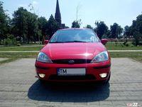second-hand Ford Focus - deosebit - an 2003!