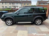 second-hand Land Rover Freelander HSE