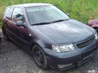 second-hand VW Polo 1,4 tdi