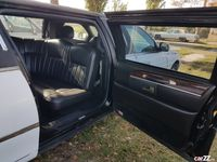 second-hand Lincoln Town Car