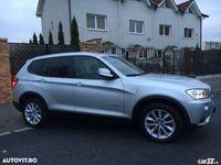 second-hand BMW X3 258 cp / navi mare/piele/scaune sport/xenon/full