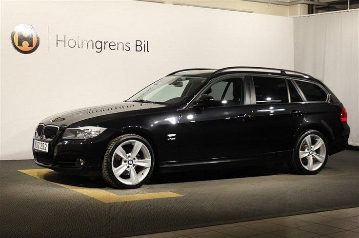 gebraucht BMW 320 d xDrive Touring, E91 (177hk)