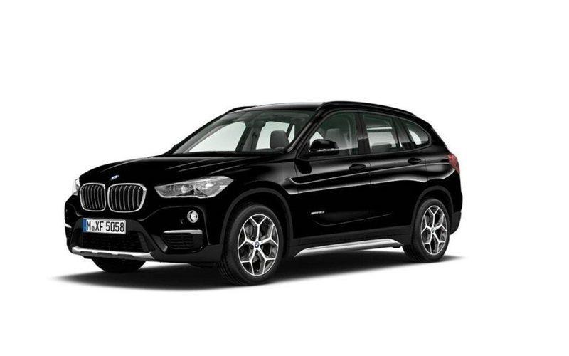 gebraucht BMW X1 sDrive 16d