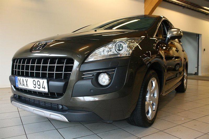 begagnad Peugeot 3008 ALLURE 1,6 e-HDi -12