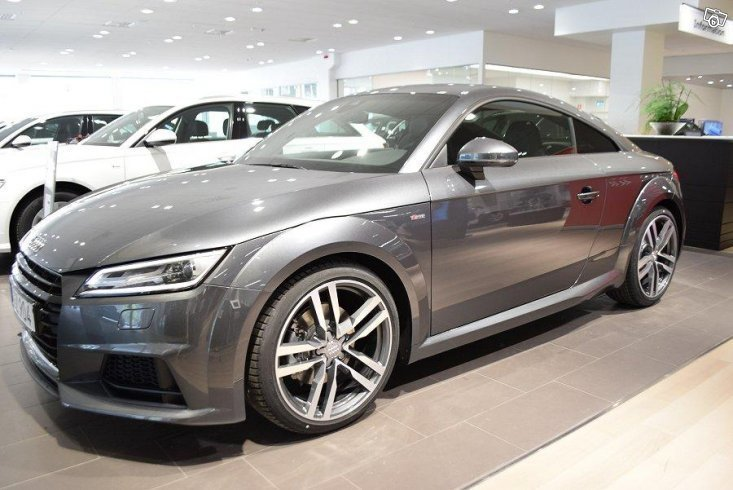 s ld audi tt coupe 2 0 tfsi 230 hk begagnad 2017 1 mil i stockholm. Black Bedroom Furniture Sets. Home Design Ideas
