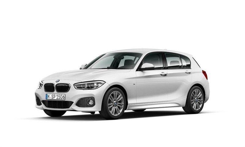gebraucht BMW 118 d xDrive 5D M-Sport
