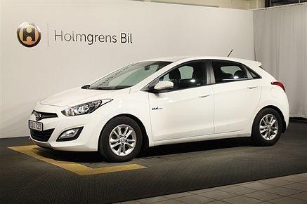 begagnad Hyundai i30 5d 1.6 CRDi M6 Business Eco