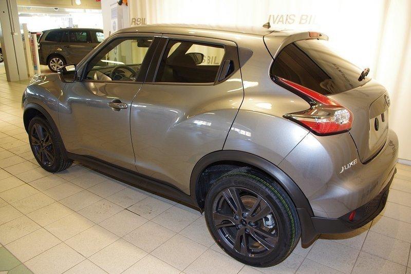 S ld nissan juke 1 6 117 cvt n con begagnad 2015 300 for Nissan juke lila