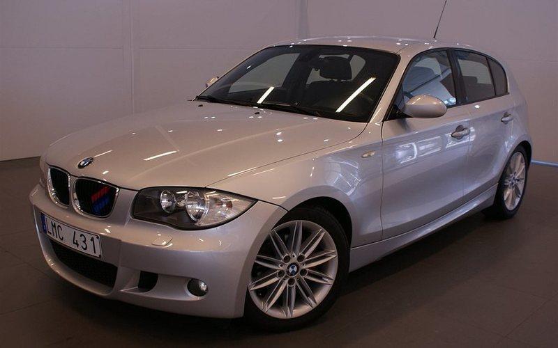 begagnad BMW 118 d 5dr, E87 (143hk)