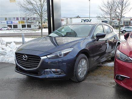 begagnad Mazda 3 5dr 2.0 120hk 6man Vision