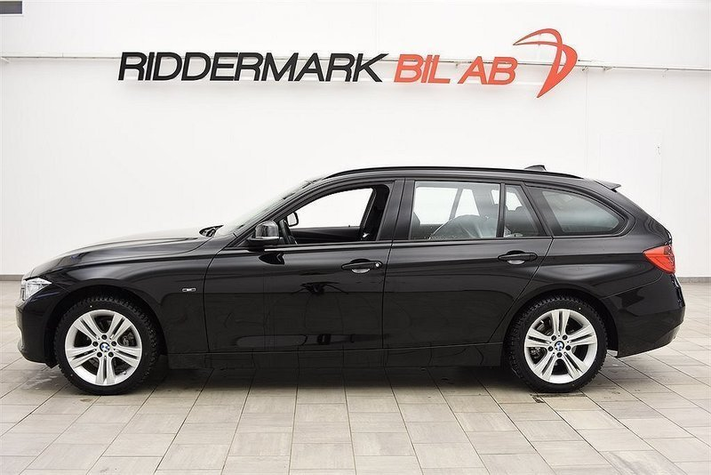 begagnad BMW 318 d xDrive Touring 143hk SPORT / 1057MIL